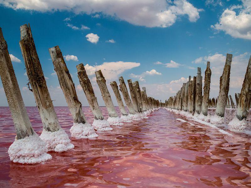 Три озера плюс два города: путешествие позападному Крыму width=