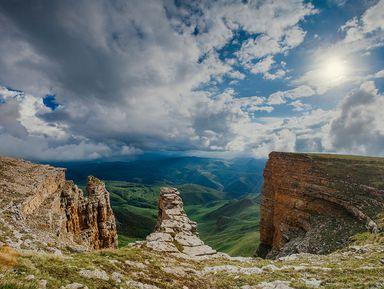 Плато Бермамыт: чудо Кавказа