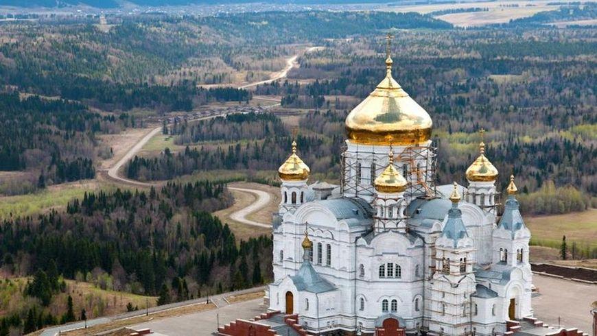 Путешествие к Белогорскому монастырю