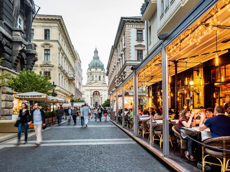 Величественный Будапешт