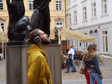 Спектакль-променад по магической Праге