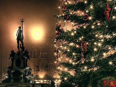 Рождественская прогулка по Болонье