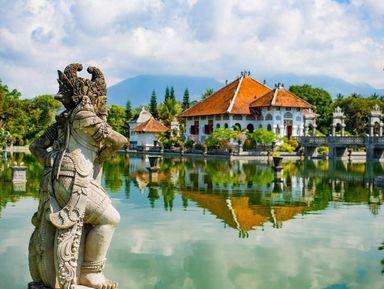 Загадки Востока. Храмы и дворцы Бали
