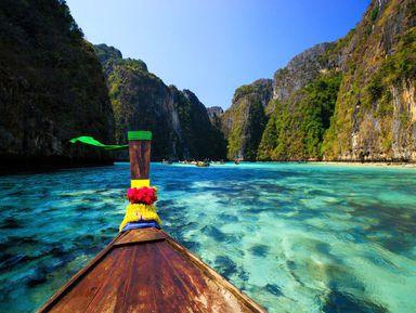 Острова Пхи-Пхи, Бамбу и Майтон — поездка на 2 дня
