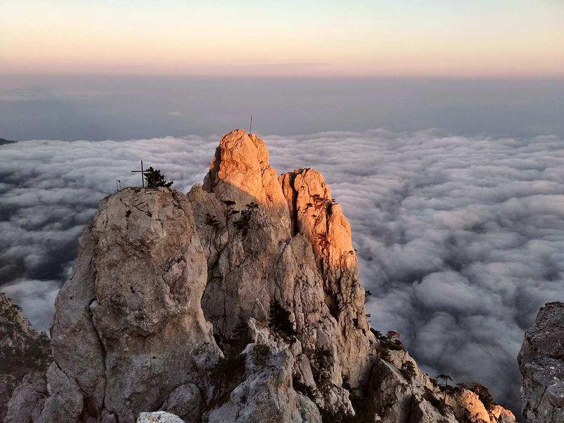 Экскурсия Ай-Петри — восхождение на 1234 метра!