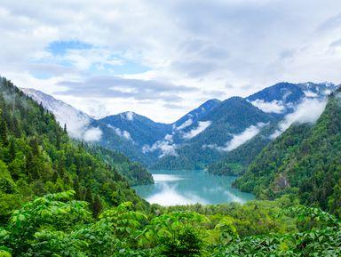 Невероятная Абхазия