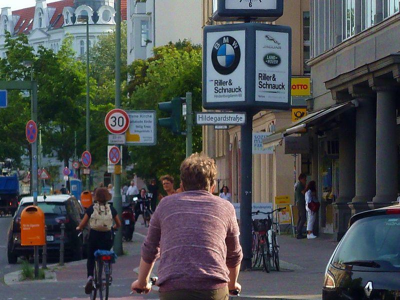 «Немецкий Оксфорд» — велотур в совсем другой Берлин
