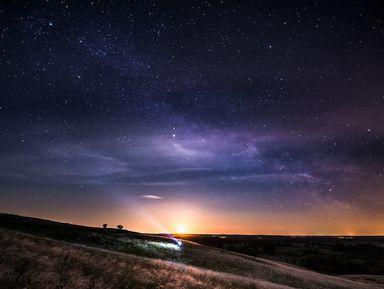 Ночь в калмыцкой степи: по следам кочевников