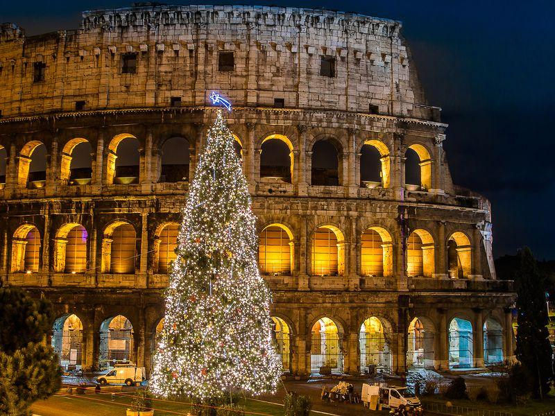 Экскурсия Рим с нуля: рождественские истории