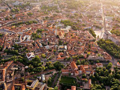 Литва в истории Европы, или загадки Старого Вильнюса