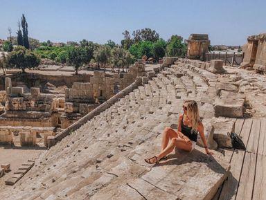 Из Белека — поместам античной Ликии