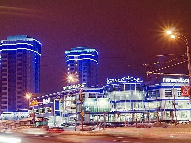 Загадочная Казань после заката