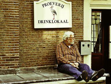 Театрализованная экскурсия — по Амстердаму c моряком