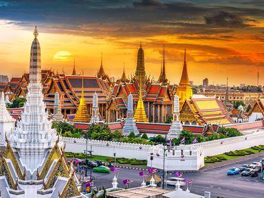 Все краски Бангкока