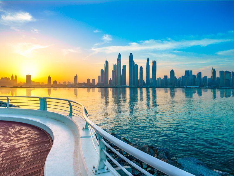 Экскурсия Самое-самое в Дубае!