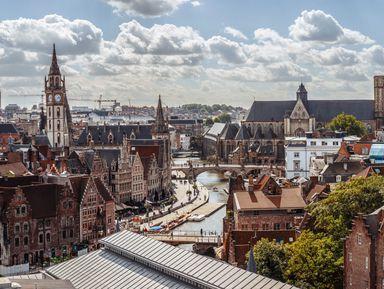 Великолепный Гент — город молодости и старины