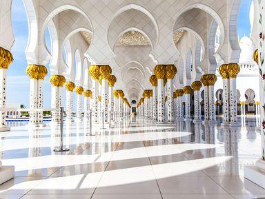 Один день в сказочном Абу-Даби