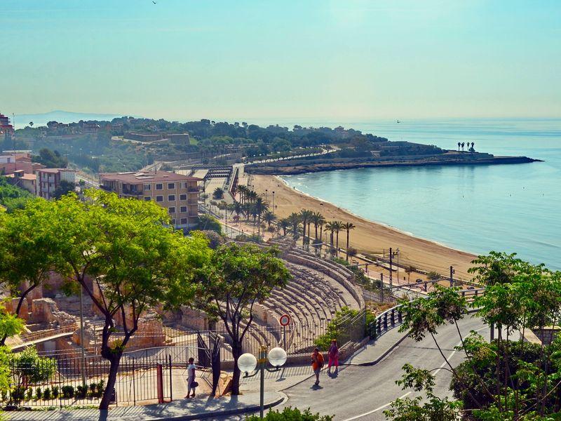 Таррагона: город рыцарей и гладиаторов