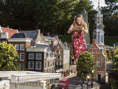 Вся Голландия за полтора часа: Мадюродам