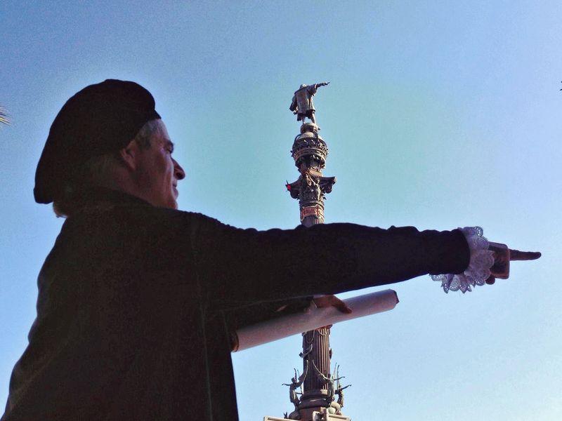 Экскурсия Прогулка-квест поБарселоне сХристофором Колумбом