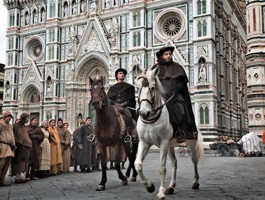 Медичи — повелители Флоренции