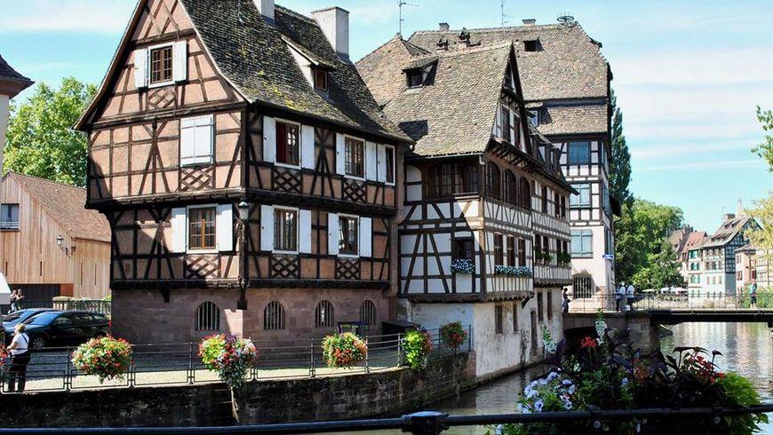 Французский Страсбург с немецкой душой