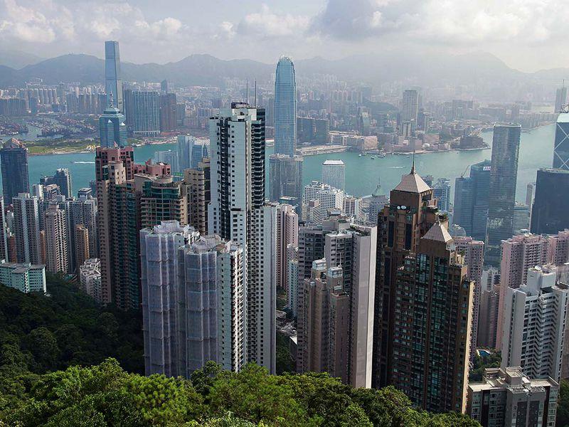 Экскурсия Обзорная прогулка поГонконгу