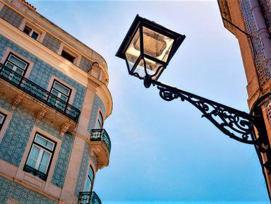 Старобытный Лиссабон— историческийцентр
