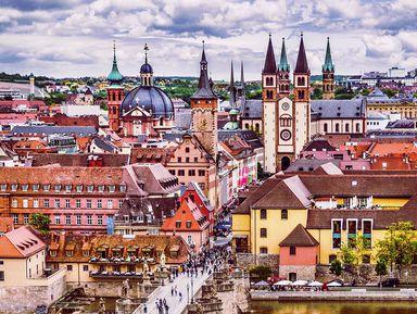 Великолепный Вюрцбург: барокко ивино