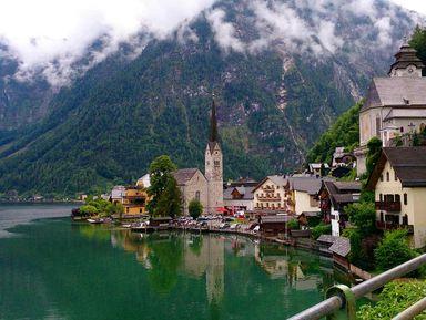 Альпийские панорамы и сказочный Гальштат