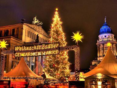 Лучшие рождественские ярмарки Берлина