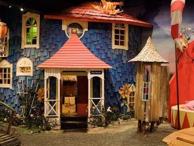 Юргорден — остров сказок и сказочных животных
