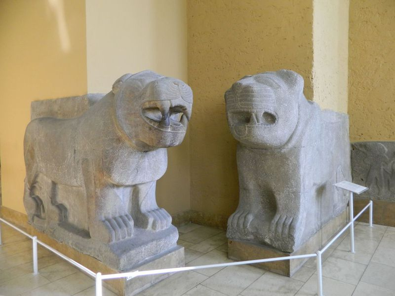 Комбинированная экскурсия в Пергамский и Новый музеи