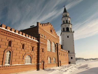 Невьянск и Нижний Тагил — 2 столицы царства Демидовых