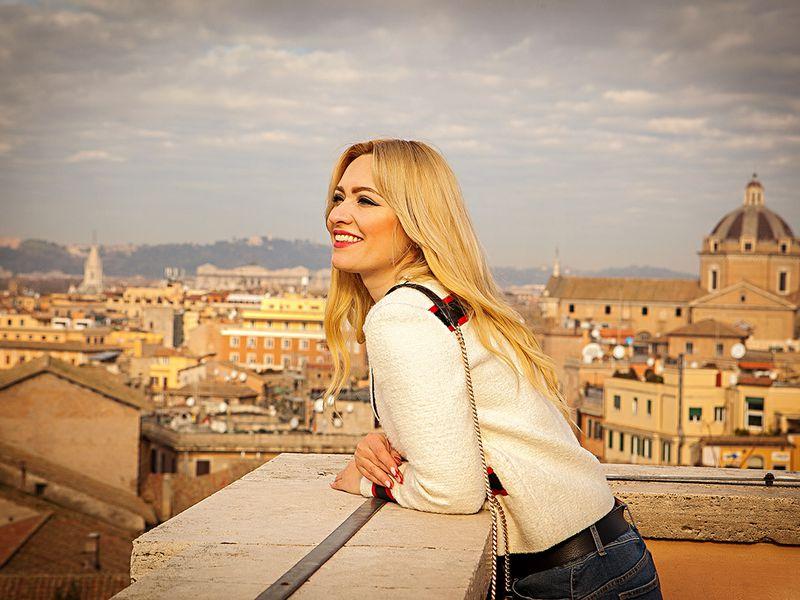 Экскурсия Идеальное утро в Риме: прогулка с фотографом