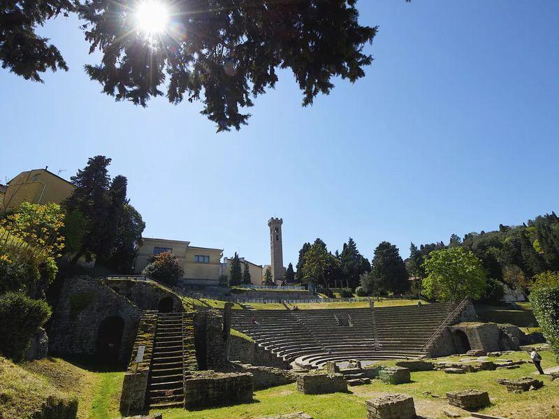 Экскурсия Фьезоле — наследие этрусской цивилизации