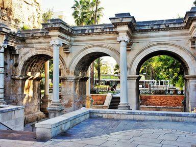 Старая Анталья — путешествие в прошлое