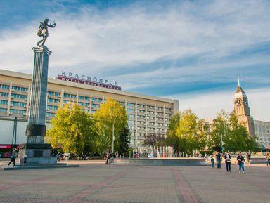 Красноярск для новичков