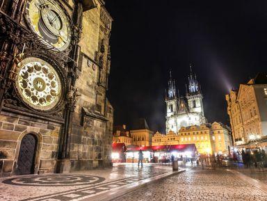 Старая Прага в историях и легендах