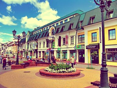 Обзорные и тематические экскурсии в городе Брест