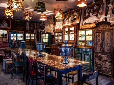 Музей русского десерта: экскурсия с чаепитием