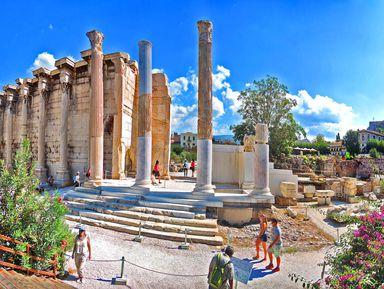Исторические Афины за2часа