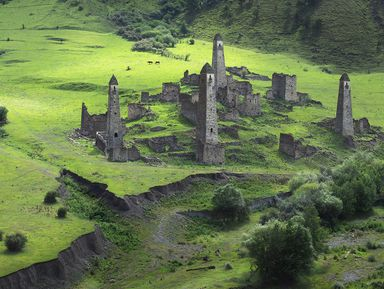 Тайны имифы средневековой Ингушетии