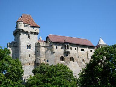 Средневековая Австрия. В гости к князьям и монахам в Венский лес