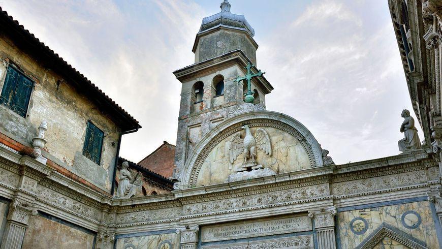 Венецианское искусство в Скуолах Гранде