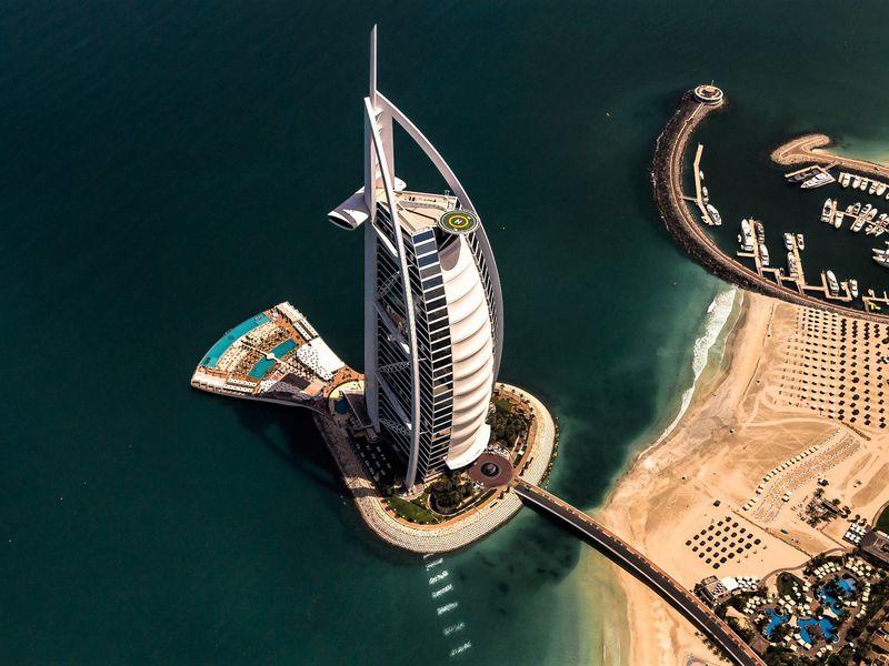 Экскурсия Первые впечатления о Дубае