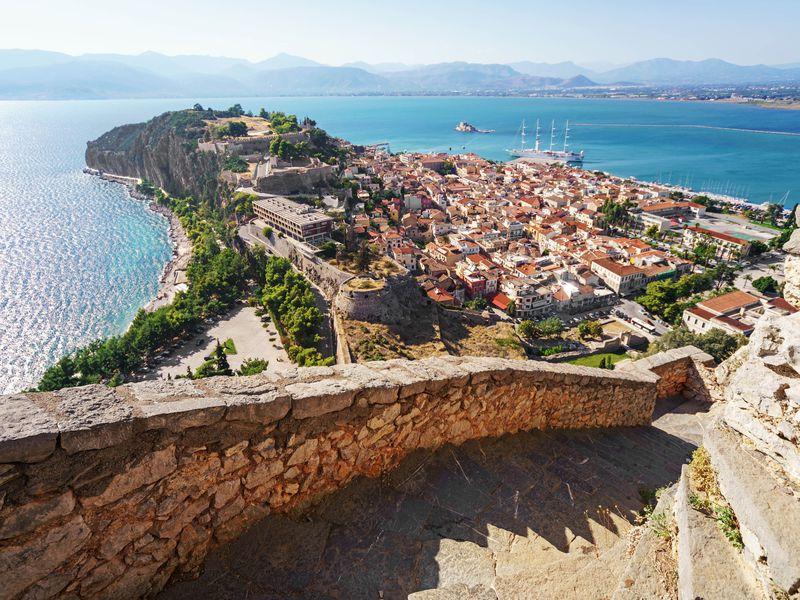 Экскурсия Арголида— золотое кольцо Греции