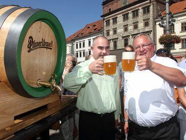 Взамок тамплиеров ивПльзень— столицу чешского пивоварения