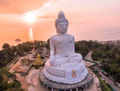 Рассвет на Биг Будде