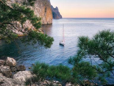 Крымский трекинг: через горы — к морю!